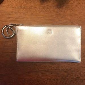 O-VENTURE big ossential wallet quicksilver :: new!